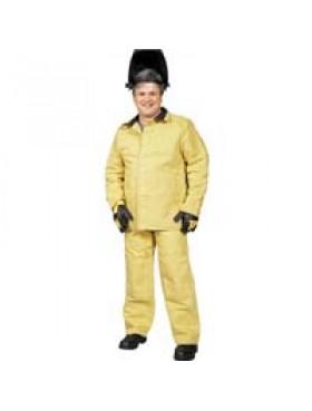 Костюм брезентовый ОП Брюки + куртка с налокотниками и наколенниками.