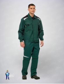 Куртка Алтай зеленая
