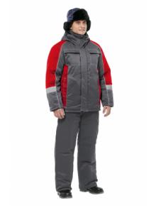 Куртка утепленная Страйк