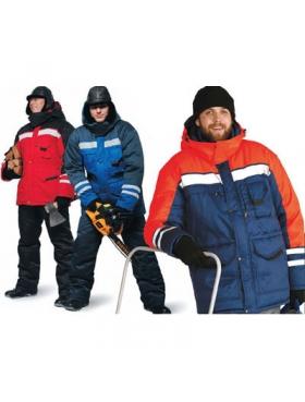 Куртка утепленная Зимник