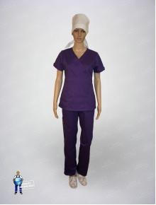Медицинский костюм 243(куртка+брюки)