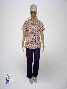 Блуза медицинская 331/1 хлопок