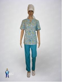 Блуза медицинская 331/1 китти