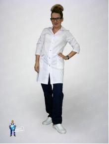 Блуза 306 белая