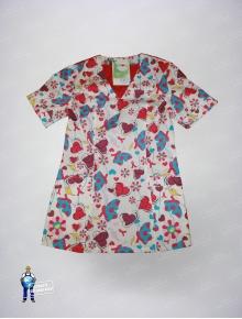 Блуза 347 ТС(сердца) 133/5