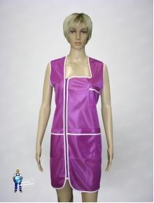 Халат нейлон ХП-5 фиолетовый