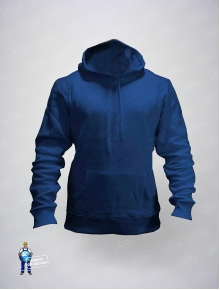 Толстовка т.синяя
