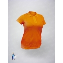 Рубашка-поло оранж